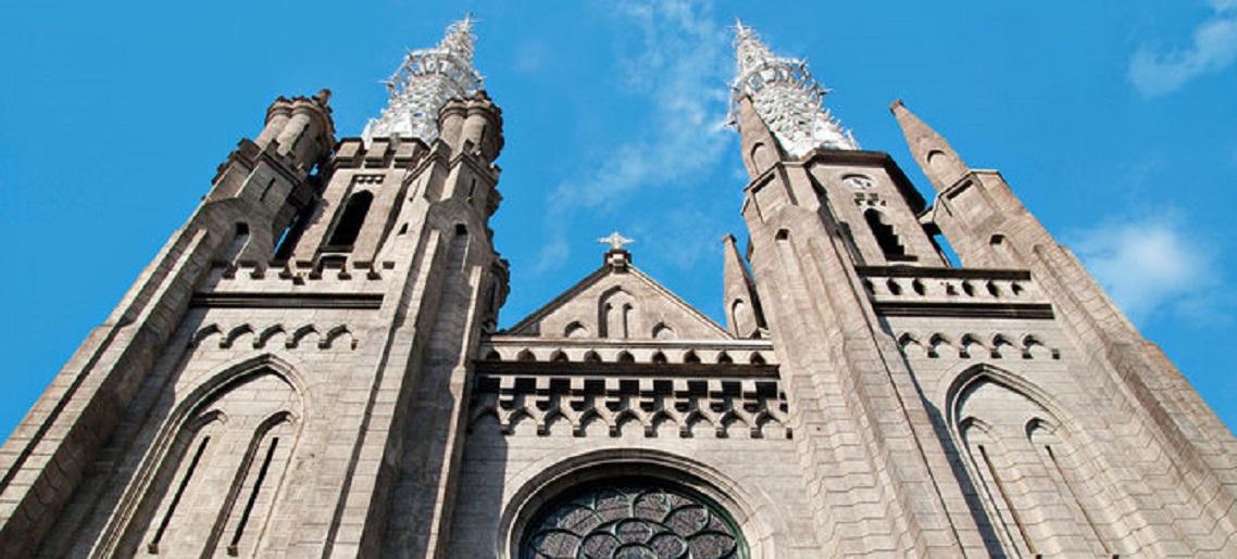 Melihat Kemegahan Gereja Katedral Jakarta Tokopedia Kota Administrasi Pusat
