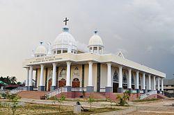 Paroki Hati Santa Perawan Maria Tak Bernoda Putussibau Wikipedia Gereja