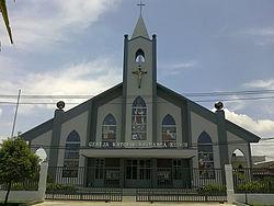 Paroki Keluarga Kudus Kota Wikipedia Bahasa Indonesia Gereja Katedral Administrasi