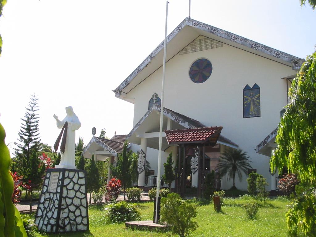 Paroki Santa Maria Imakulata Tarakan Wikipedia Bahasa Indonesia Ensiklopedia Bebas