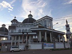 Paroki Santo Yoseph Katedral Pontianak Wikiwand Gereja Kota Administrasi Jakarta