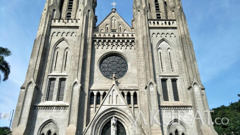 Sejarah Berdirinya Gereja Katedral Jakarta Ternyata Kota Administrasi Pusat