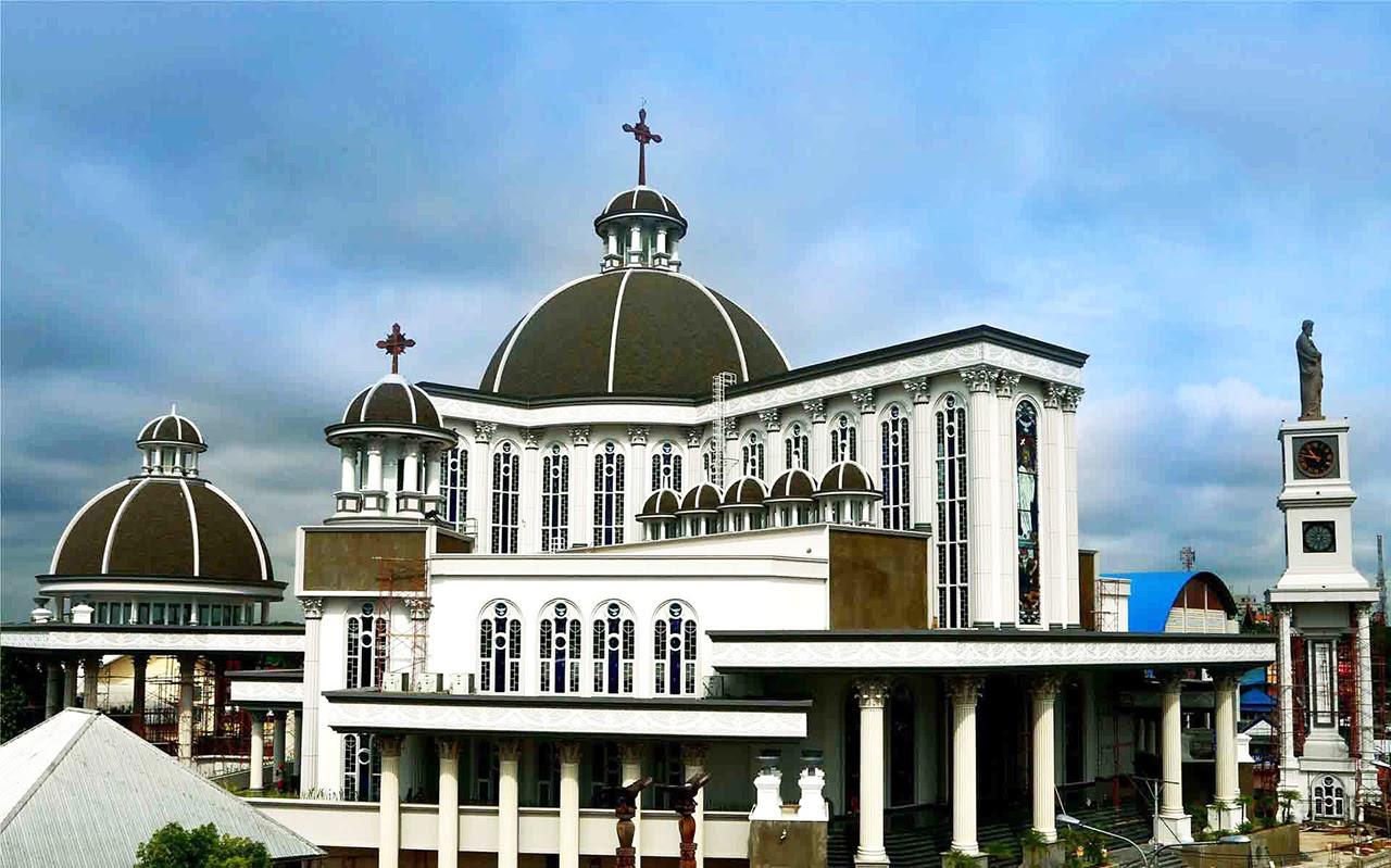 Sejarah Gereja Katolik Kalimantan Barat Paroki Santo Yosef Karangan Katedral