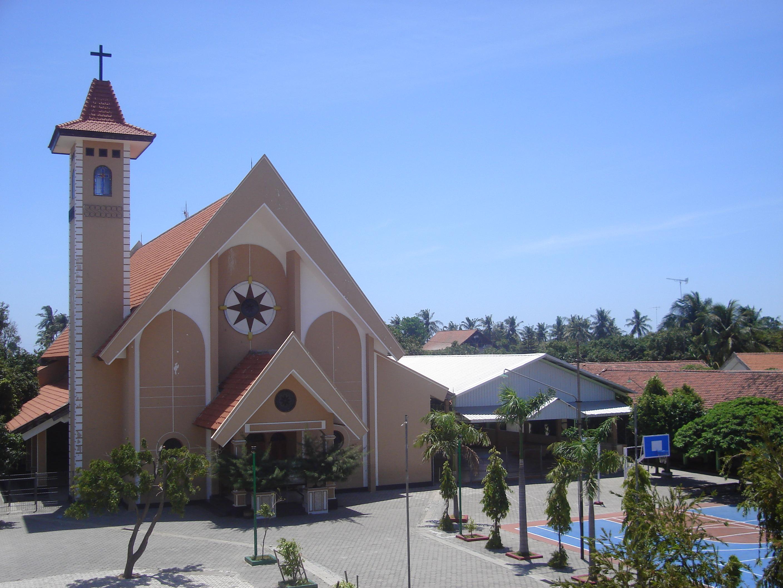 Sejarah Paroki Situbondo Keuskupan Malang Gereja Katedral Kota Administrasi Jakarta