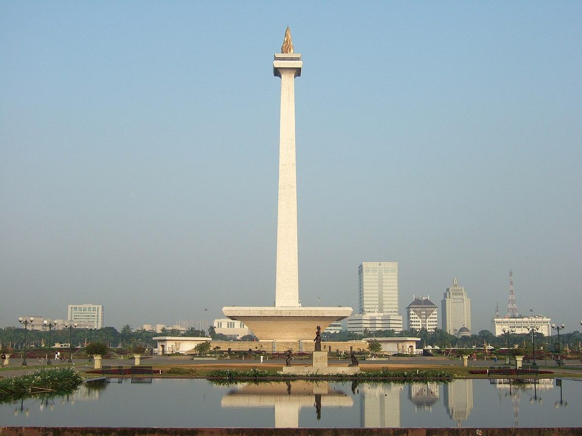 Central Jakarta Wikipedia Masjid Istiqlal Kota Administrasi Pusat