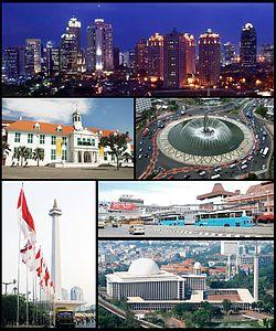 Daerah Kusuih Ibukota Jakarta Wikipedia Baso Minang Ateh Kiri Ka
