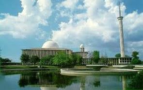 Daftar Alamat Nomor Telepon Masjid Jakarta Istiqlal Kota Administrasi Pusat