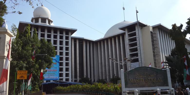 Istiqlal Tak Bagi Kupon Hewan Kurban Pakai Proposal Masjid Jakarta