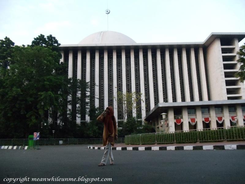 Masjid Istiqlal Terbesar Asia Tenggara Kota Administrasi Jakarta Pusat