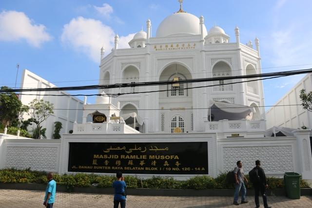 Pemerintah Kota Administrasi Jakarta Utara Kominfomas Ju Imam Besar Masjid