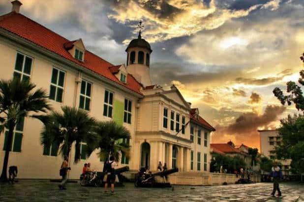 Tempat Wisata Jakarta Pusat Tidak Tau Dekat Masjid Istiqlal Kota