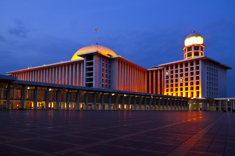 Widhi Bumi Bung Karno Masjid Istiqlal Kota Administrasi Jakarta Pusat