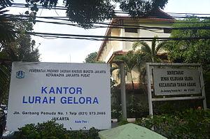 Gelora Tanah Abang Jakarta Pusat Wikivisually Museum Taman Prasasti Kota