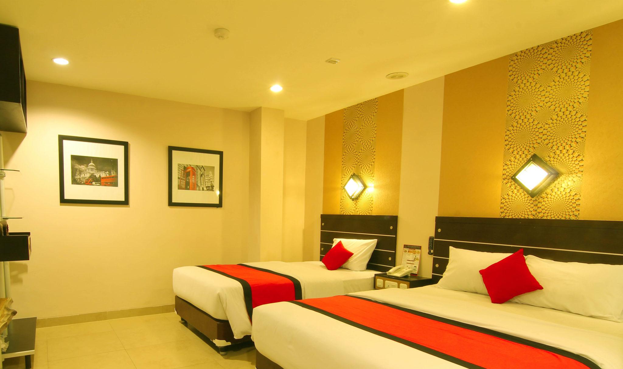 Hotel Budget Gambir Jakarta Pusat Citi Museum Taman Prasasti Kota