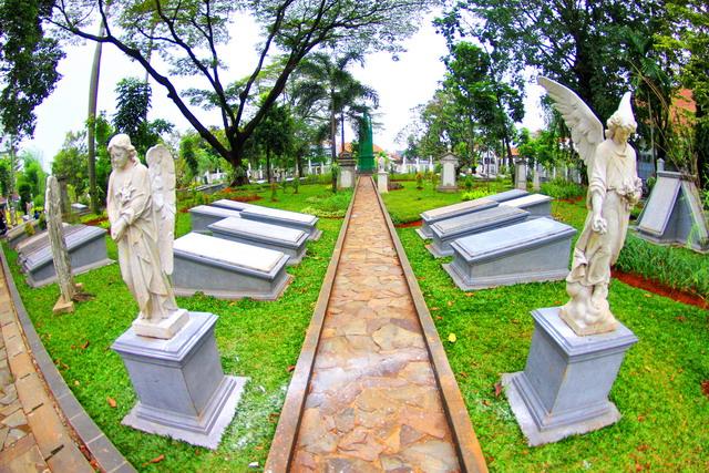 Keantikan Museum Taman Prasasti Jakarta Pusat Backpacker Www Indonesia Tourism