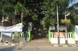 Kebon Kacang Tanah Abang Jakarta Pusat Wikivisually Museum Taman Prasasti