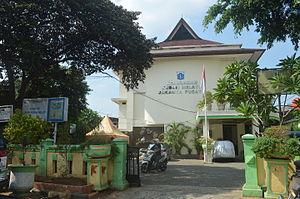 Kebon Melati Tanah Abang Jakarta Pusat Wikivisually Museum Taman Prasasti