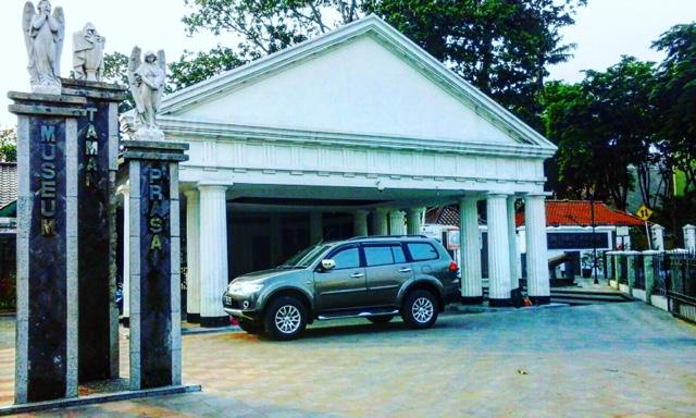 Keliling Jakarta Desember 2015 Museum Taman Prasasti Terletak Jl Tanah