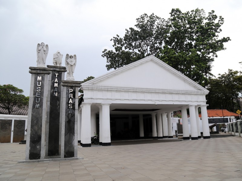 Museum Taman Prasasti Beritajakarta Id Kota Administrasi Jakarta Pusat