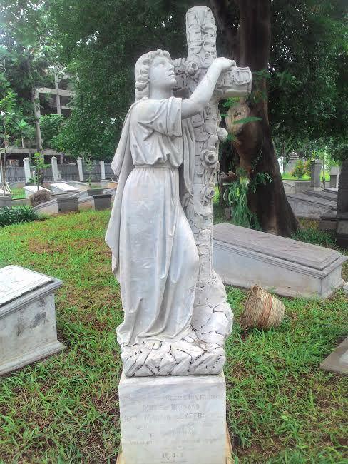Museum Taman Prasasti Melihat Berhias Tengkorak Hingga Lokasi Terletak Jl