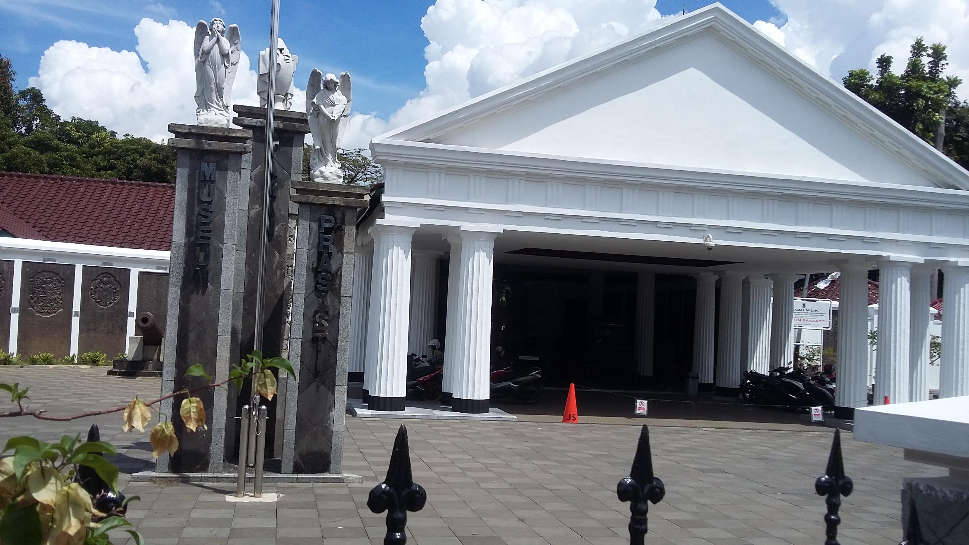 Museum Taman Prasasti Sejarah Hindia Belanda Terkubur Site Title Kota