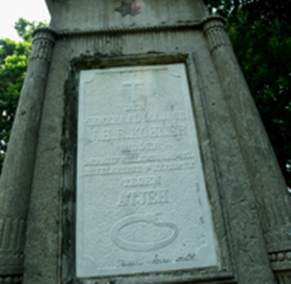 Prasasti Kohler Bukti Yahudi Perangi Aceh Leuserantara Pr Museum Taman