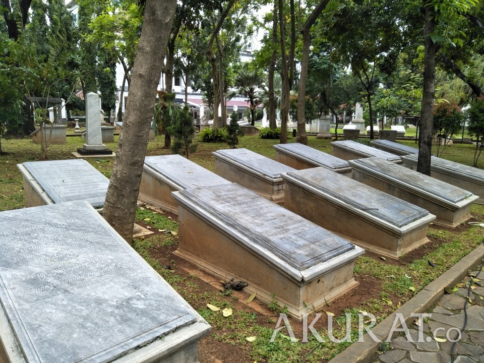 Sejarah Museum Prasasti Dulunya Kuburan Mengenal Taman Kota Administrasi Jakarta