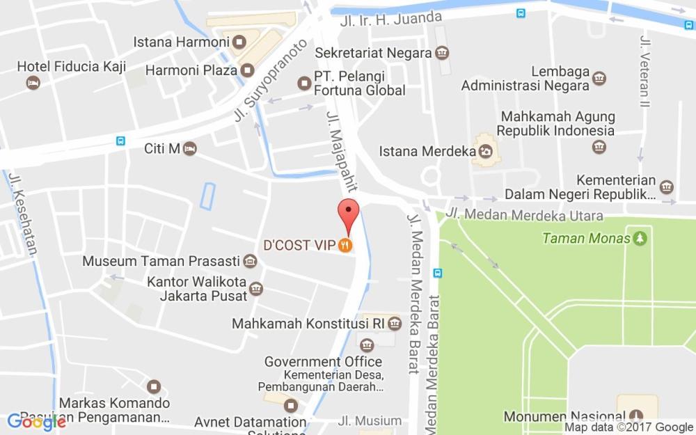 Stupid Baker Tanah Abang Jakarta Foody Id Lapor Masalah Museum