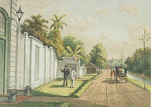 Tanah Abang Wikivisually Taman Prasasti Museum Tombstone Pieter Eberveld Kota