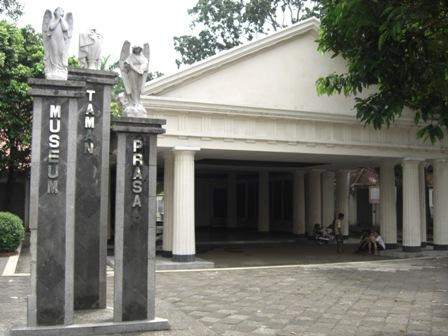 Tempat Cocok Berlibur Jakarta Dijakarta Net Museum Taman Prasasti Sebuah