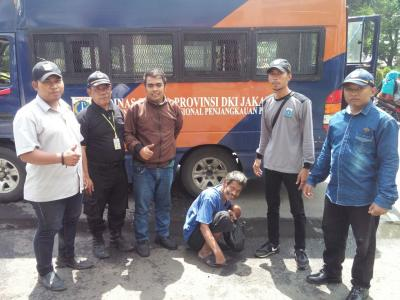Dinas Sosial Pemerintah Provinsi Dki Jakarta P3s Suku Kota Administrasi