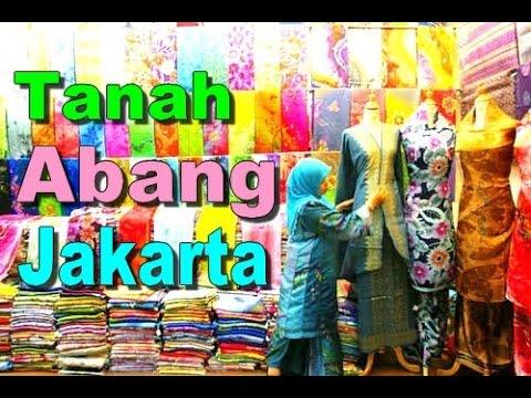 Pasar Tanah Abang Jakarta Wisata Tourism Backpakcer Hd Youtube Blok