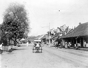 Pasar Tanah Abang Wikipedia Bahasa Indonesia Ensiklopedia Bebas 1900 Blok