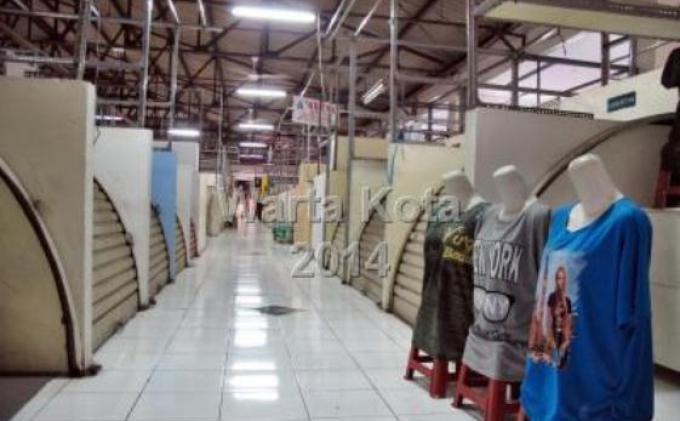 Pedagang Tasik Dipindahkan Pasar Tanahabang Blok Wartakota Tanah Abang Kota