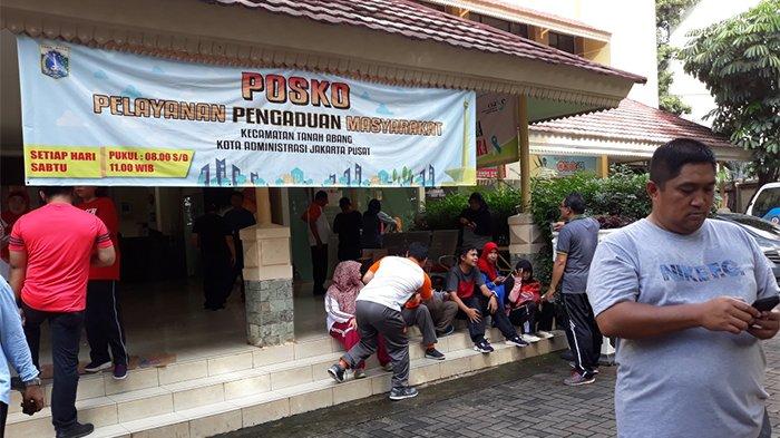Tag Jakarta Pusat Warga Tanah Abang Tak Perlu Khawatir Sampaikan