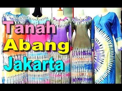 Tanah Abang Jakarta Biggest Shopping Mall South East Asia Hd