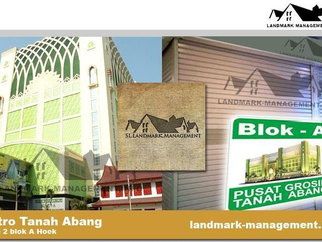 Tanah Abang Jakarta Pusat Ruang Usaha Mitula Properti Pasar Blok