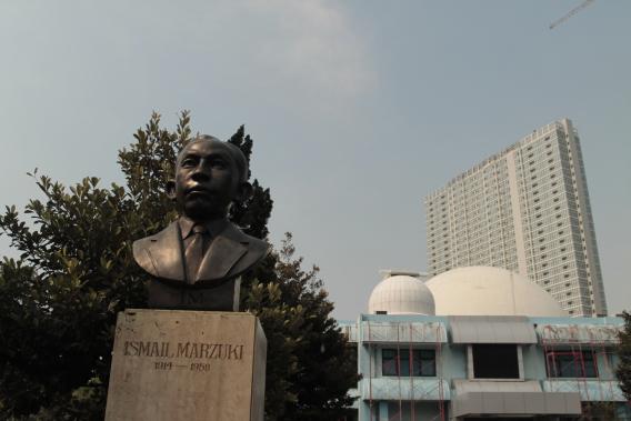 Feature Taman Ismail Marzuki Wadah Bagi Haus Seni Pusat Kesenian