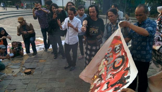 Kisruh Taman Ismail Marzuki Dilema Mengatur Pusat Kesenian Metro Seniman