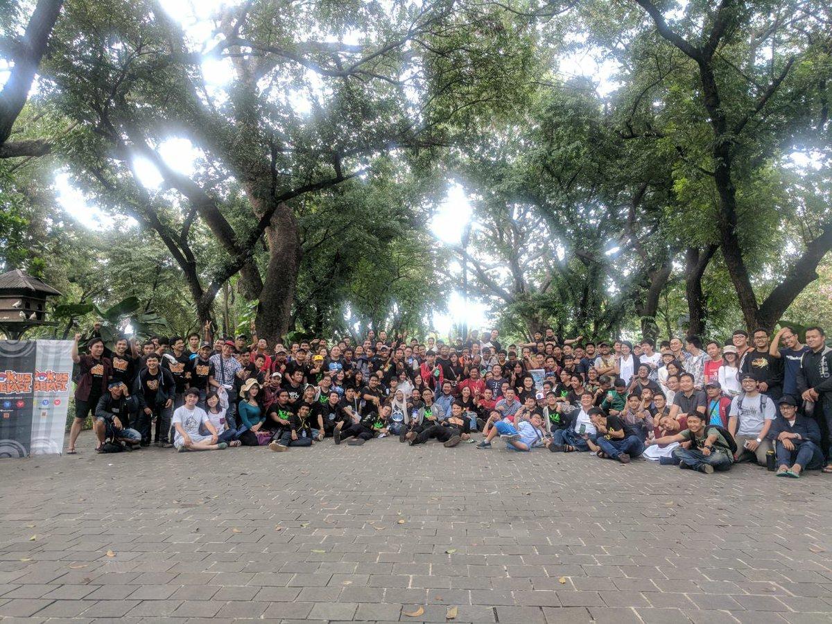 Ptc Indonesia Pokemontc Id Twitter Jakarta Communityday Taman Suropati 9