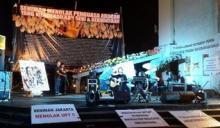 Taman Konfrontasi Seniman Jakarta Terhadap Kebijakan Pemprov Dki Mengenai Penetapan
