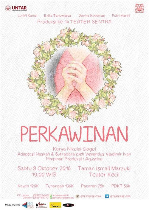 Teater Kecil Taman Ismail Marzuki Dinas Pariwisata Kota Administrasi Jakarta