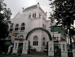 53 Daftar Tempat Wisata Kota Administrasi Jakarta Pusat Dki Daya