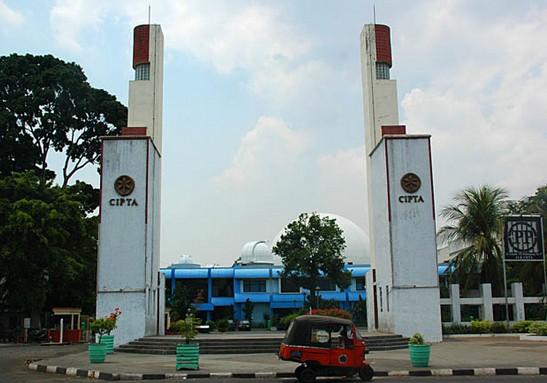 Daya Tarik Objek Wisata Taman Ismail Marzuki Menteng Dki Jakarta