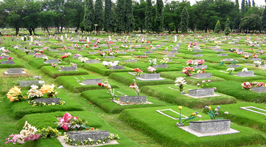 Dinas Kehutanan Taman Pemakaman Umum Kampung Kandang Menteng Kota Administrasi