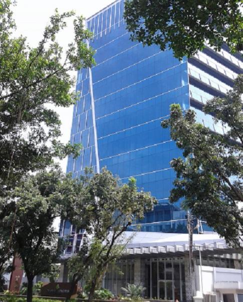 Kantor Disewakan Sewa Office Space 308m2 Tamansari Parama Menteng Taman
