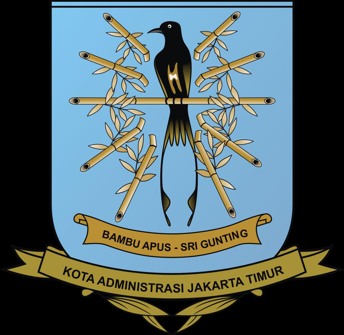Kota Administrasi Jakarta Timur Wikipedia Bahasa Indonesia Ensiklopedia Bebas Taman
