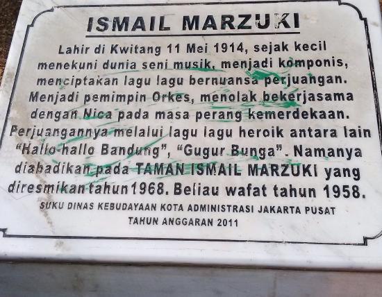 Photo3 Jpg Picture Taman Ismail Marzuki Tim Jakarta Menteng Kota