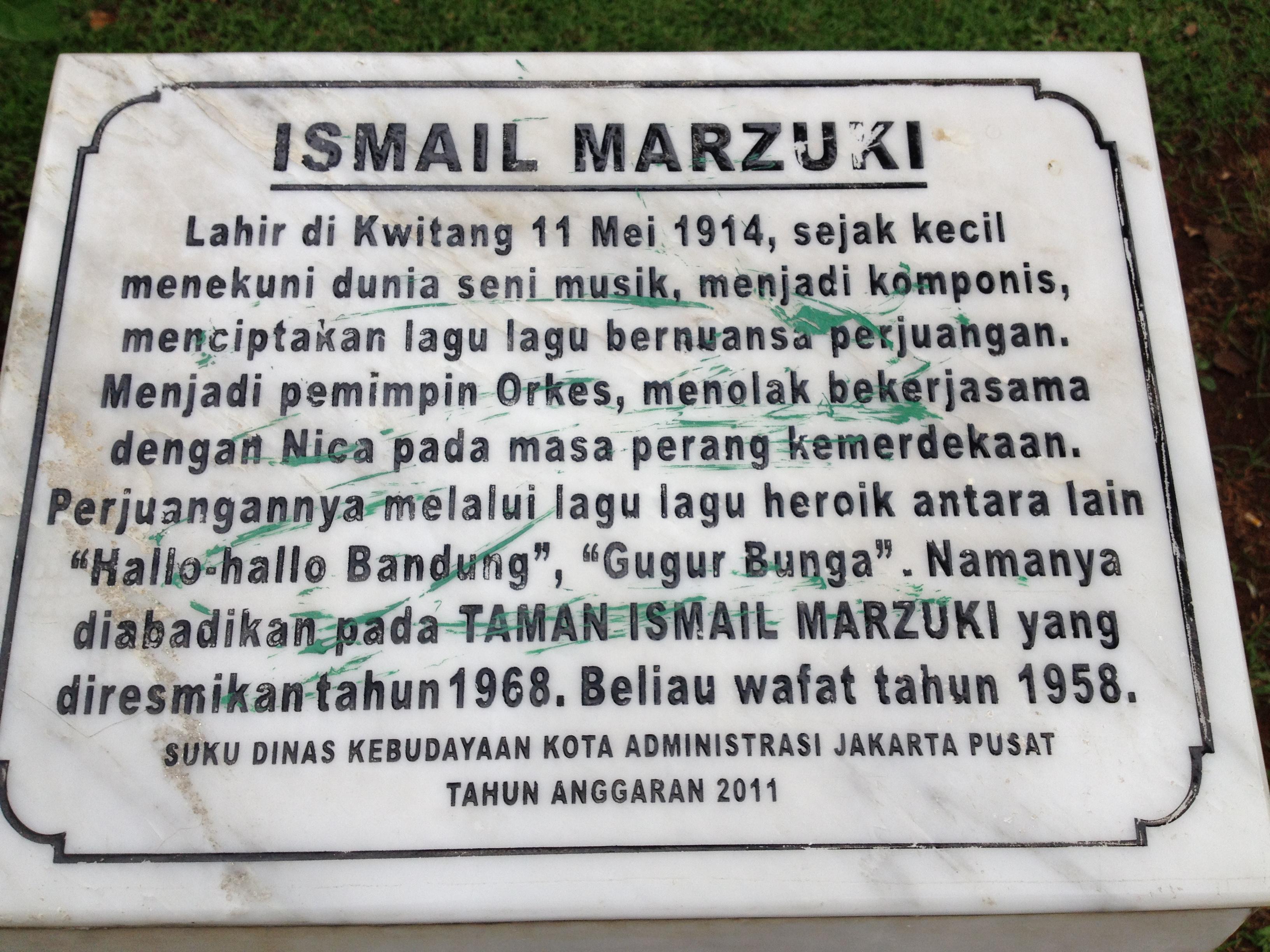 Wisata Sejarah Museum Joang 45 Taman Ismail Marzuki Dwipayana Cool