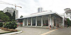 Jakarta Wikipedia Governor Office City Hall Complex Taman Lembang Kota